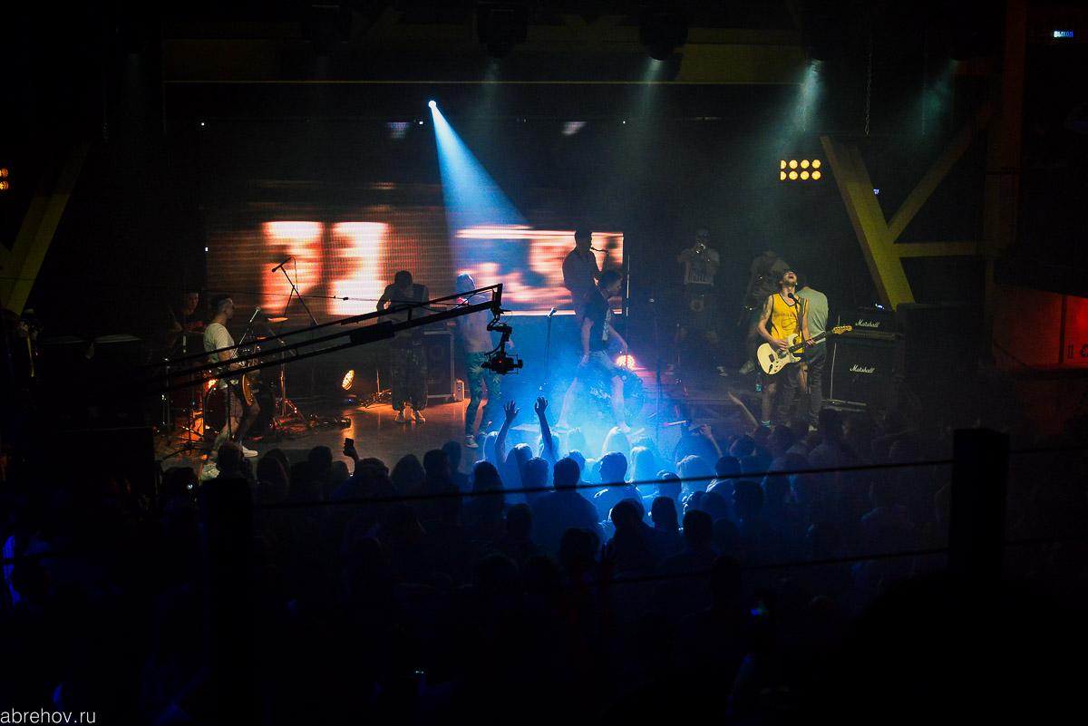 Концерт Good Times в Костроме / Фото Брехов Антон