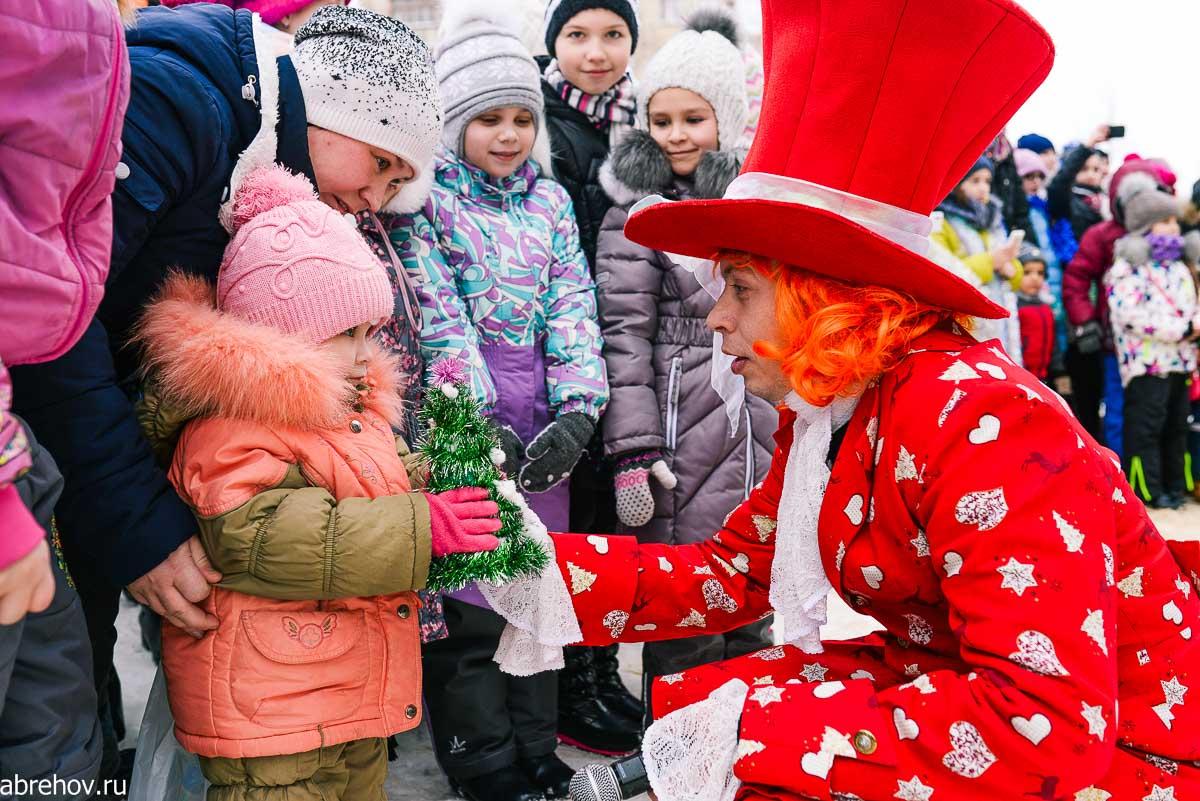 Дед Мороз в Костроме 2016