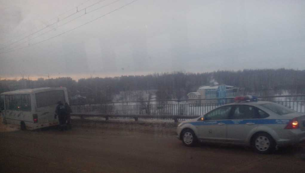 Пожар, Кострома, Паз