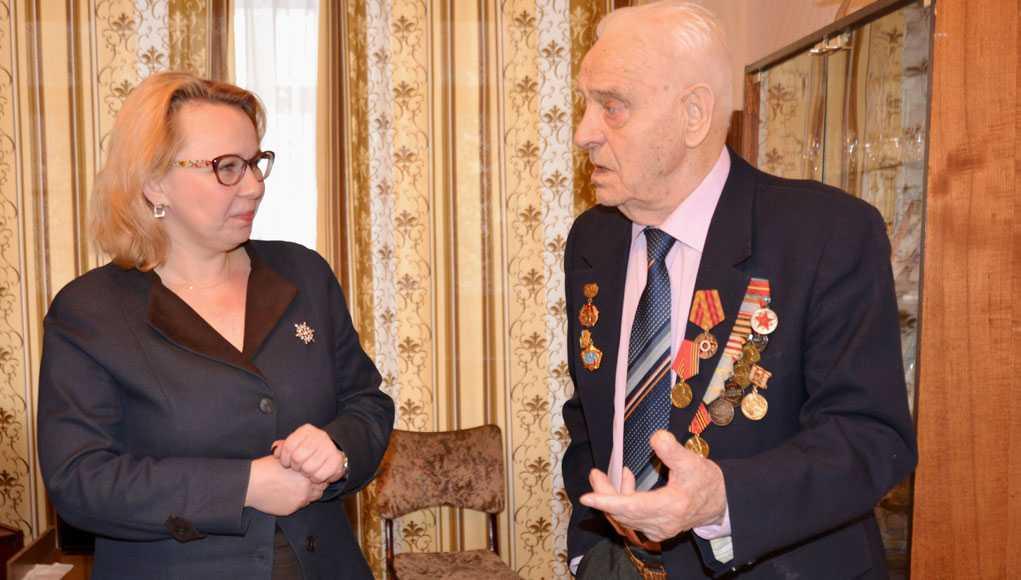 Кострома, Новости, Ветераны