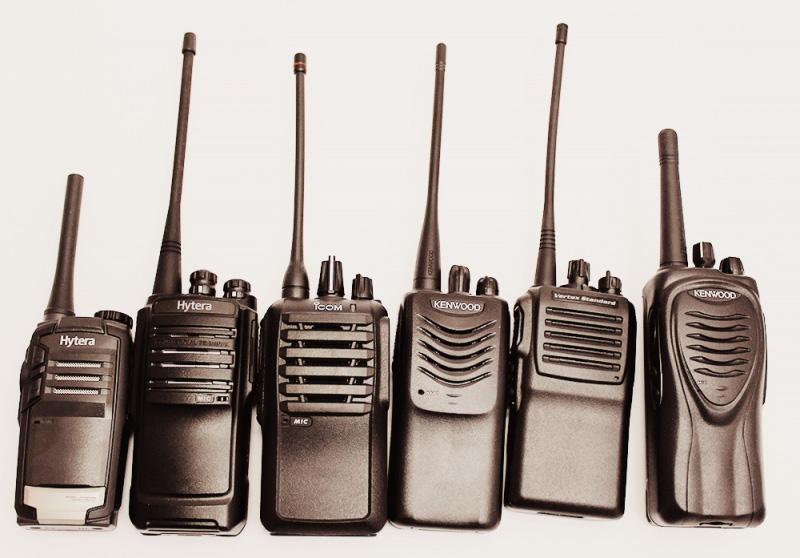 Виды современных радиостанций