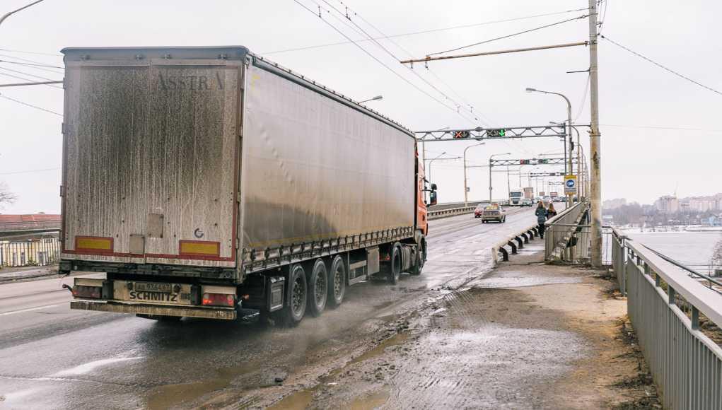 Кострома, Транспорт, Грузовики, Новости