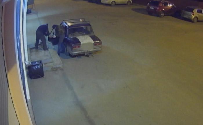 Кострома, Новости, Кража, Плитка