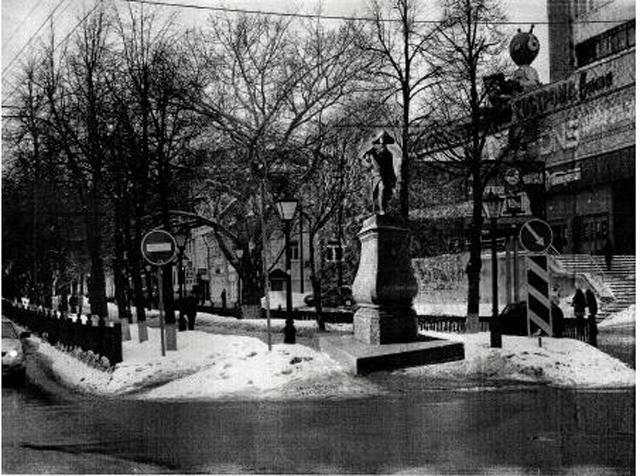 В центре Костромы предлагают установить памятник Павлу I