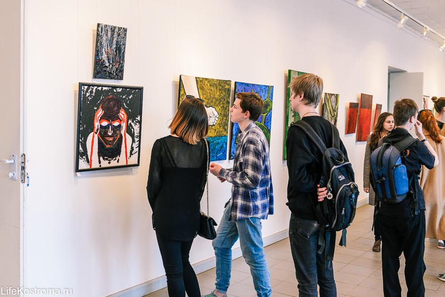 """Выставка молодых художников """"ARTstart"""""""