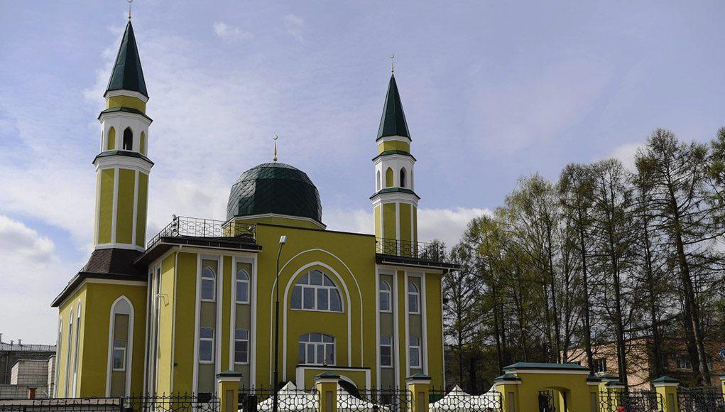 Кострома, Новости, Мечеть