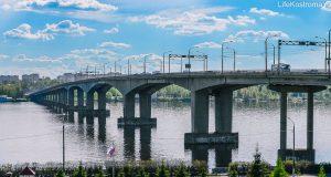 Кострома, Мост, Ремонт