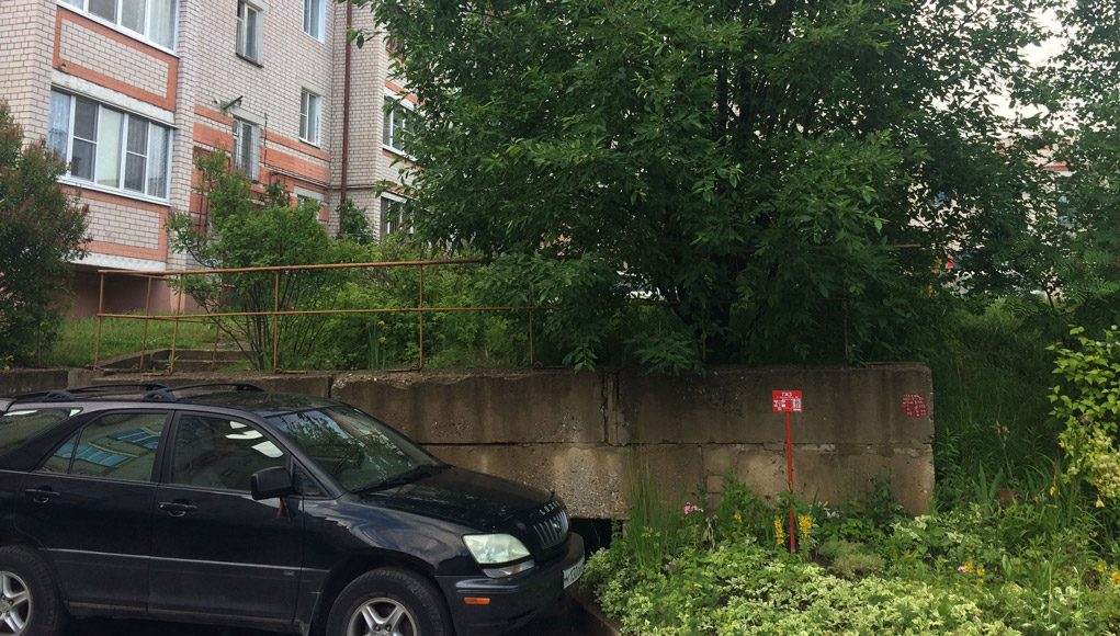 Кострома, Дворы