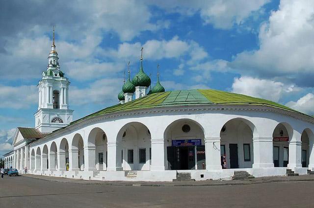 Картинки по запросу в Костроме начнут реставрировать «Музейное подворье»