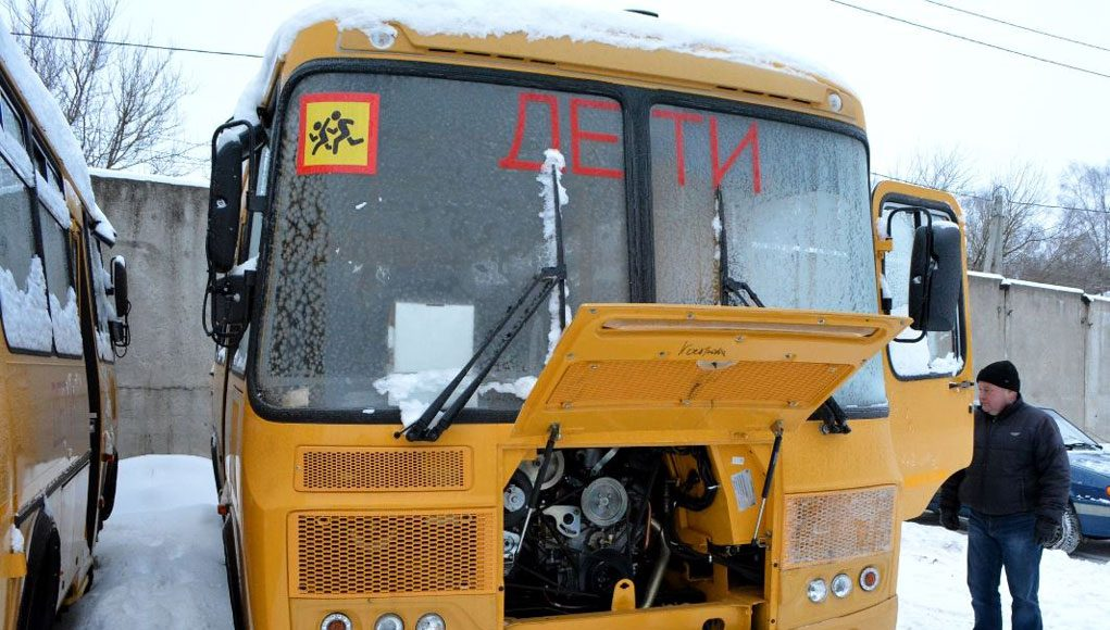 Кострома, Новости, Автобусы, Школы
