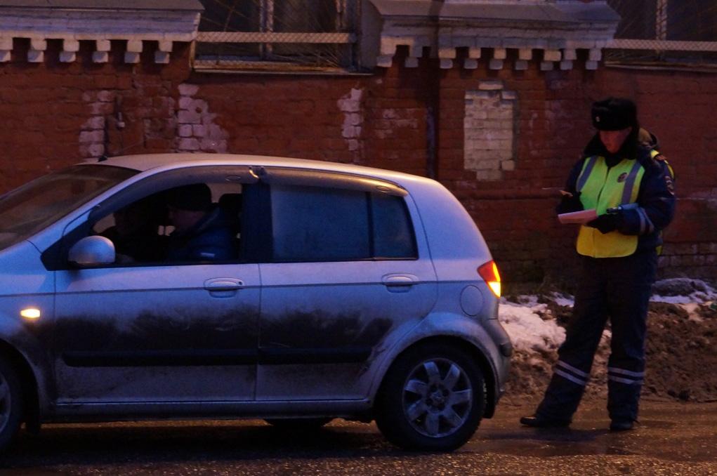За прошедший уик-энд натульских трассах задержали 26 нетрезвых водителей