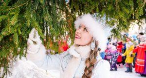 Снегурочка, Кострома, Костромская Снегурочка, Российская Снегурочка