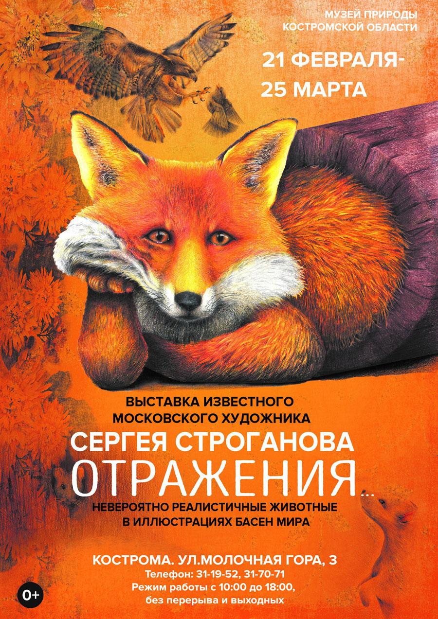 Выставка, Афиша, Кострома