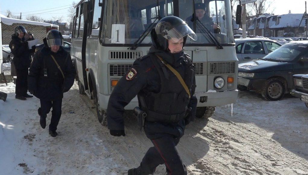 Кострома, Новости, Учения