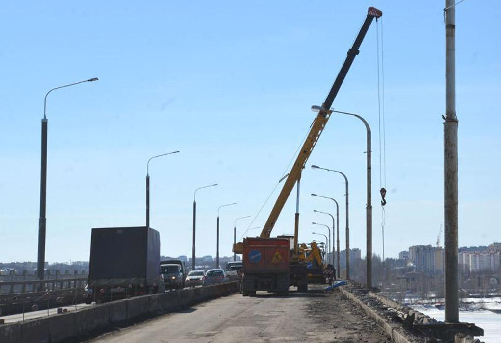 Государство профинансировало ремонт моста через Волгу вКостроме
