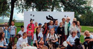 Кострома, Выставка, Собаки