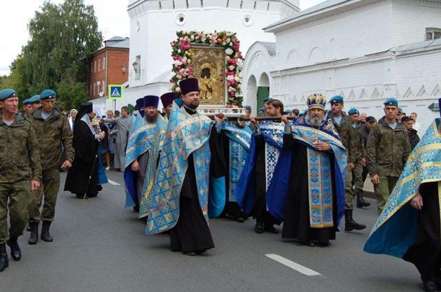 Кострома, Новости, Икона