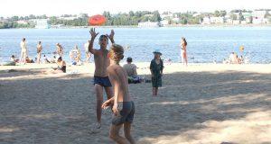 Кострома, Игры, Пляж