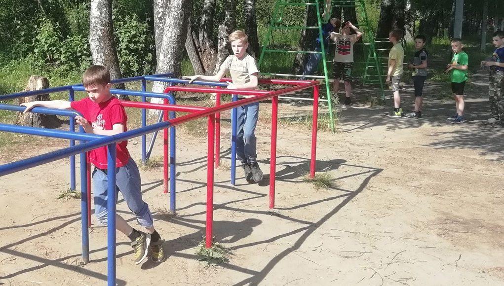 Кострома, Новости, Школьники, Спорт, Площадки