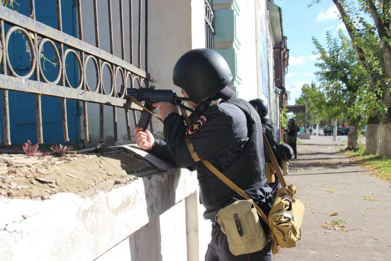 В Костроме были обезврежены вымышленные террористы, фото-4