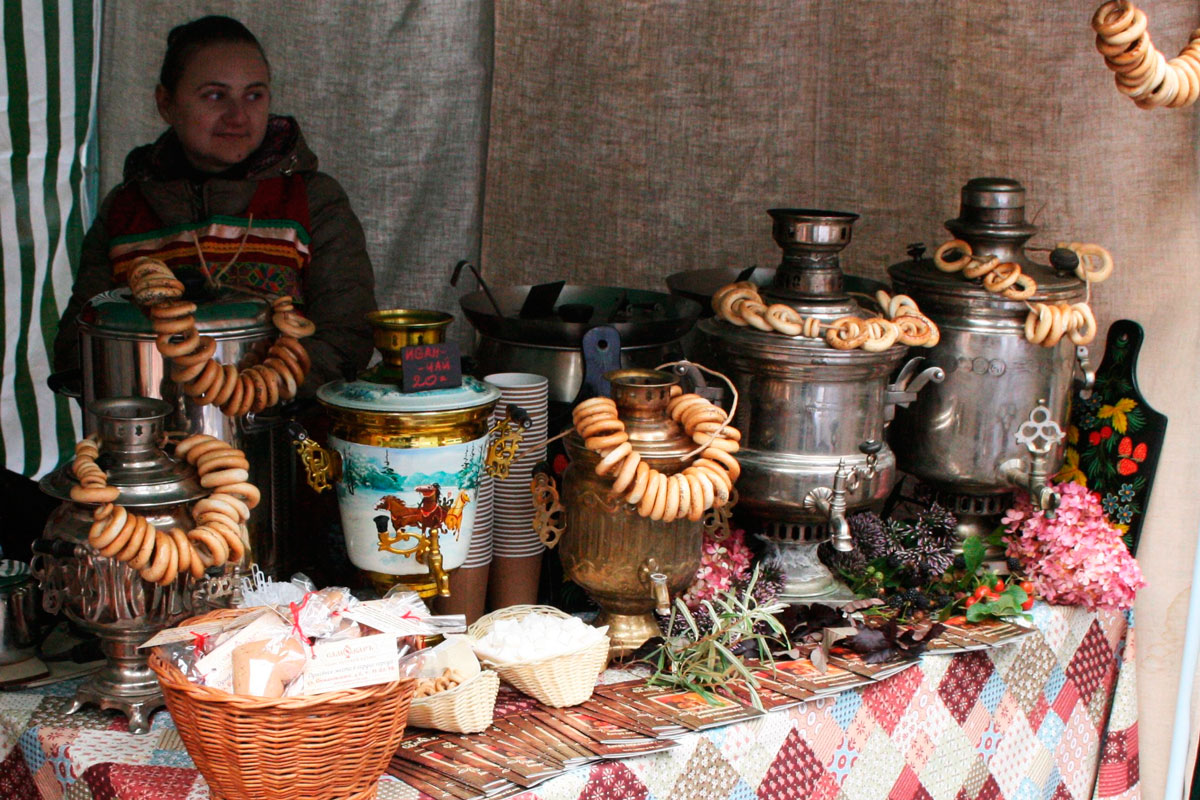 Ярмарка, Кострома, Фестиваль